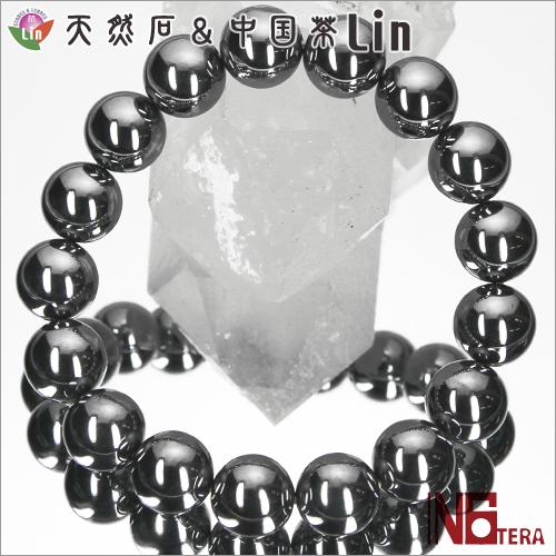 N6tera テラヘルツ鉱石ブレスレット◆12mm玉◆