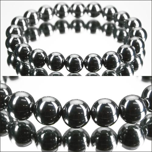 N6tera テラヘルツ鉱石ブレスレット◆10mm玉◆